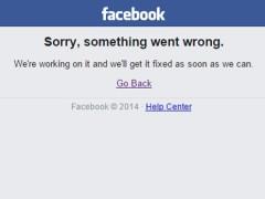 Facebook Down dan Tidak Dapat Diakses, Kena Hack ?